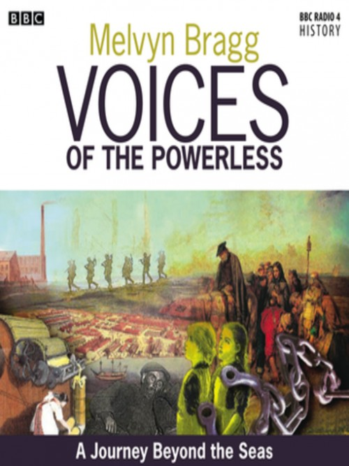 A Journey Beyond the Seas: Voices of the Powerless Cover