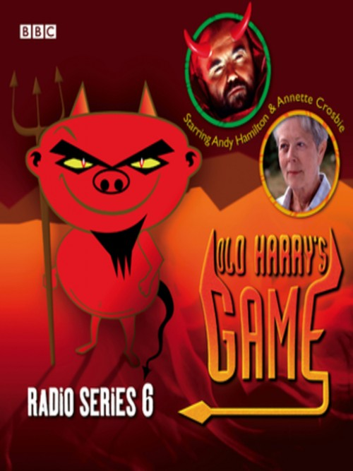 Old Harry's Game, Series 6 Cover