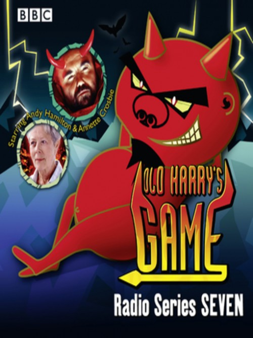 Old Harry's Game, Series 7 Cover