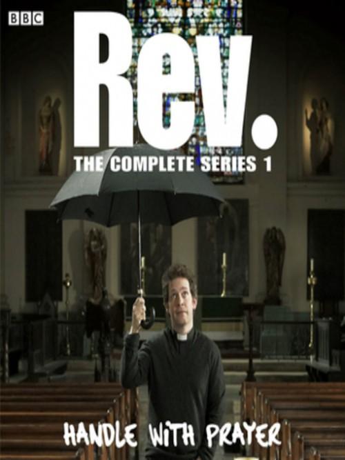 Rev. Series 1 Cover