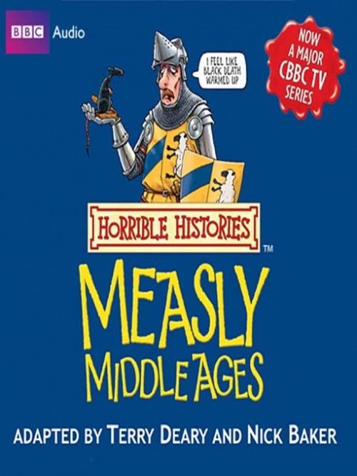The Measly Middle Ages Cover