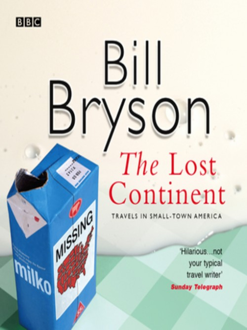 The Lost Continent Cover