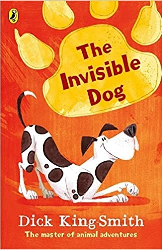 The Invisible Dog Cover