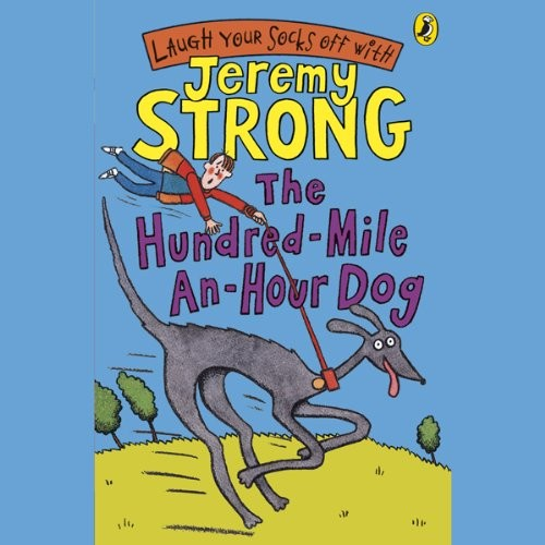 The Hundred-mile-an-hour Dog Cover