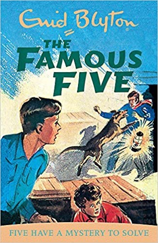 Five Have A Mystery To Solve Cover