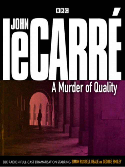 A Murder of Quality Cover