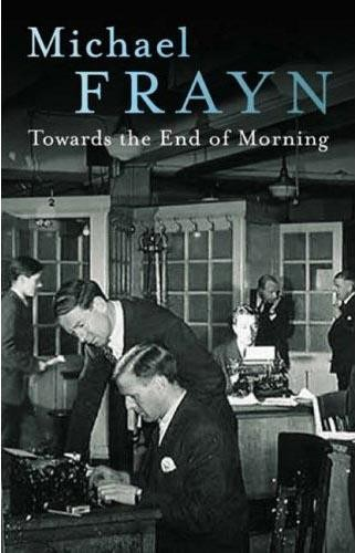 Towards the End of the Morning Cover