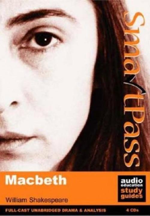 Macbeth - Smartpass Study Guide Cover