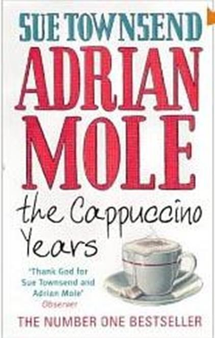 Adrian Mole: The Cappuccino Years Cover
