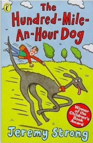 The Hundred Mile An Hour Dog Cover
