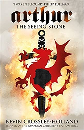Arthur and the Seeing Stone Book 1: The Seeing Stone Cover