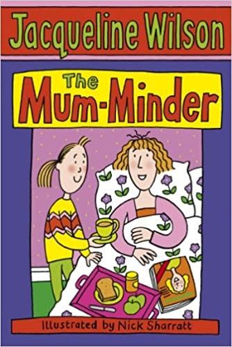 The Mum-minder Cover