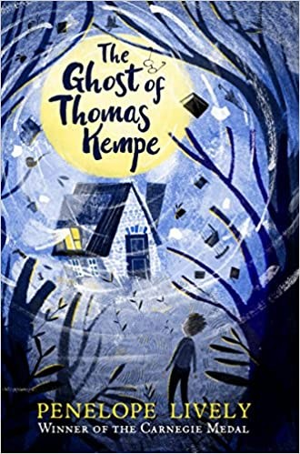 The Ghost of Thomas Kempe Cover