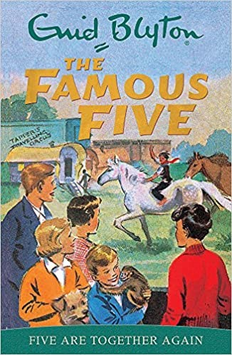 Five Are Together Again Cover