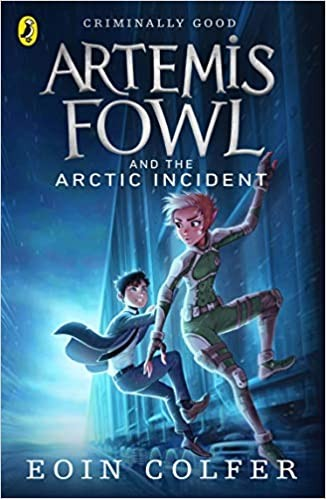 Artemis Fowl Series Book 2: Artemis Fowl and the Arctic Incident Cover