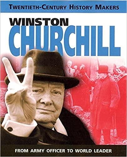 Twentieth Century History Makers: Winston Churchill Cover
