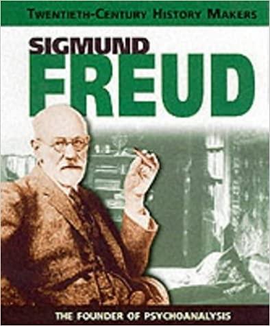 Twentieth Century History Makers: Sigmund Freud Cover