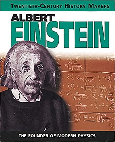 Twentieth Century History Makers: Albert Einstein Cover