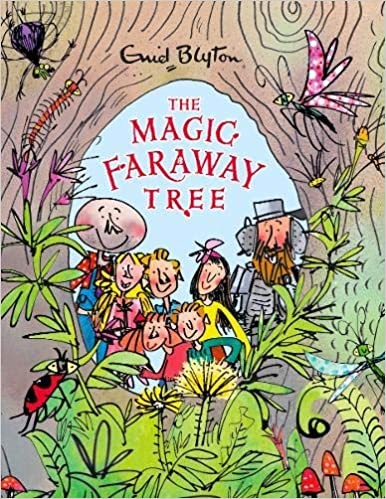 The Magic Faraway Tree Cover