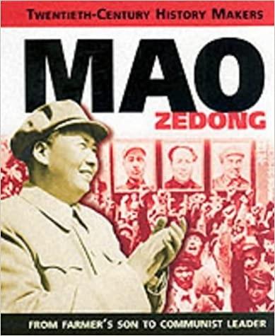 Twentieth Centuryhistory Makers: Mao Zedong Cover
