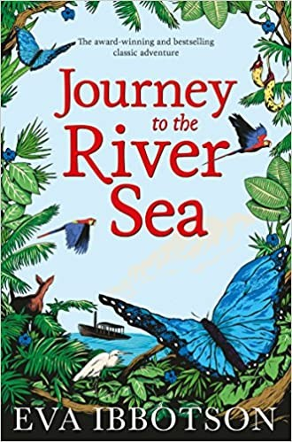 Journey To the River Sea Cover