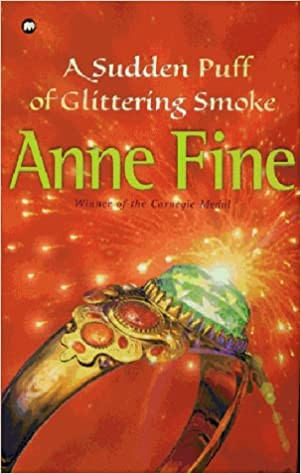 A Sudden Puff of Glittering Smoke & Other Stories Cover
