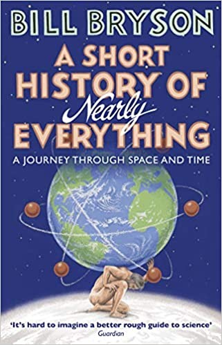 A Short History of Nearly Everything Cover