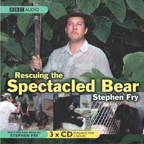 Rescuing the Spectacled Bear Cover