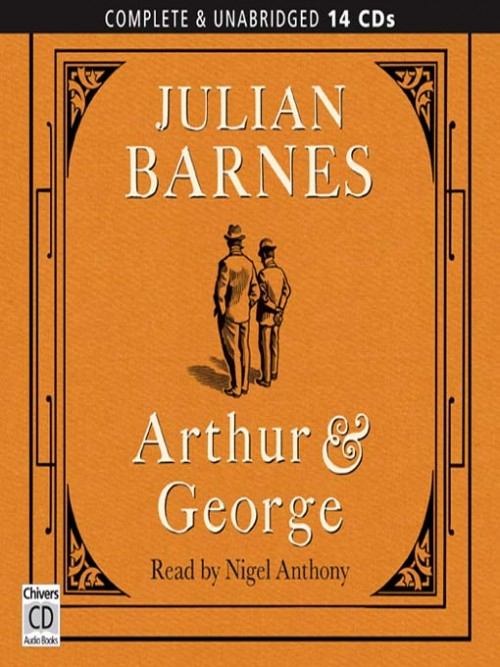 Arthur and George Cover