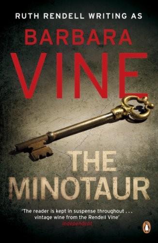 The Minotaur Cover