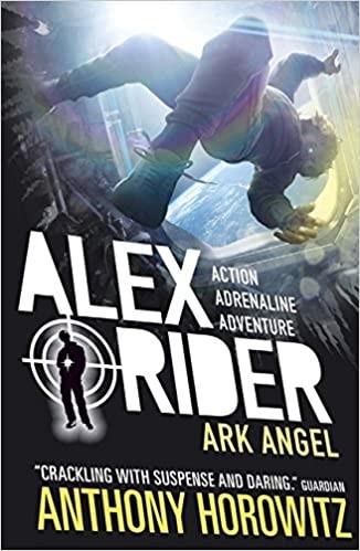 Alex Rider Series Book 6: Ark Angel Cover