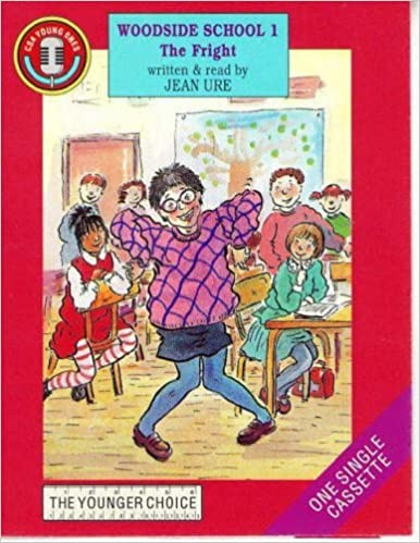 Woodside School 1: The Fright Cover