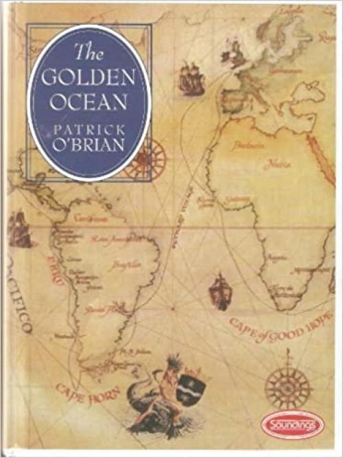 The Golden Ocean Cover