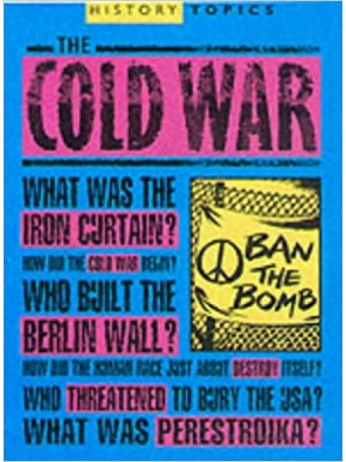 History Topics: The Cold War Cover