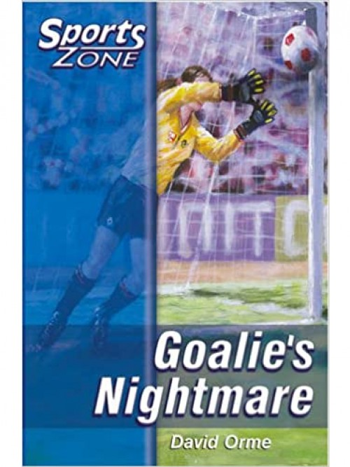 Sports Zone: Goalie's Nightmare Cover