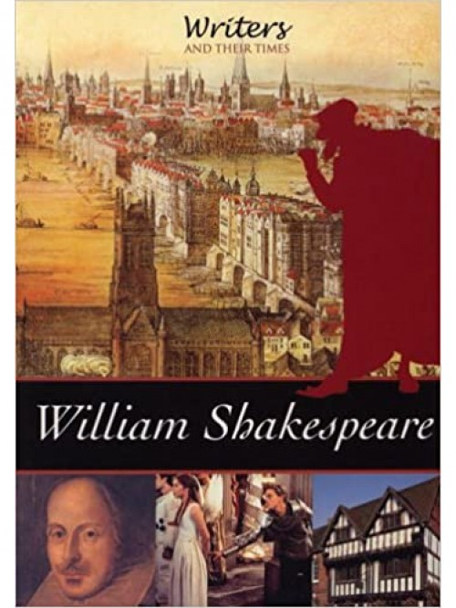 Writers In Britain: William Shakespeare Cover