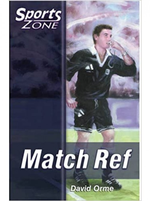 Sports Zone: Match Ref Cover