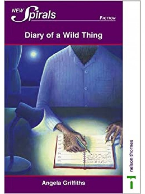 Diary of A Wild Thing Cover