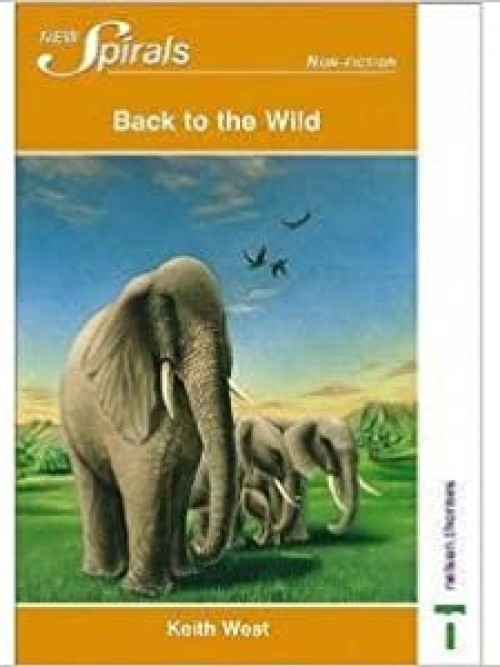 Back To the Wild Cover