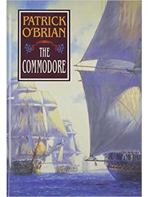 The Commodore Cover
