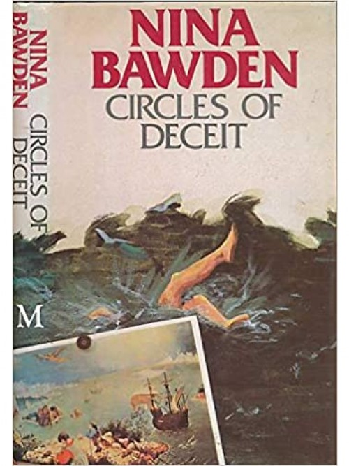 Circles of Deceit Cover