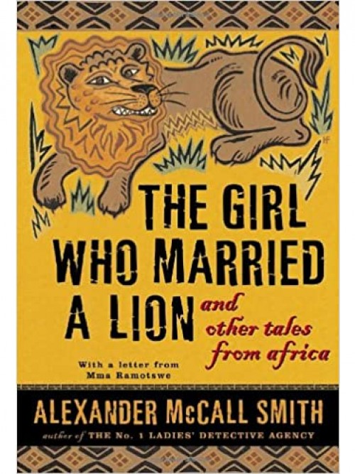 The Girl Who Married A Lion Cover