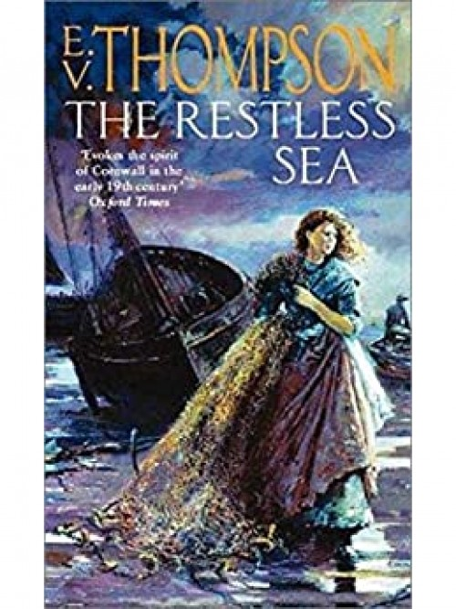 The Restless Sea Cover