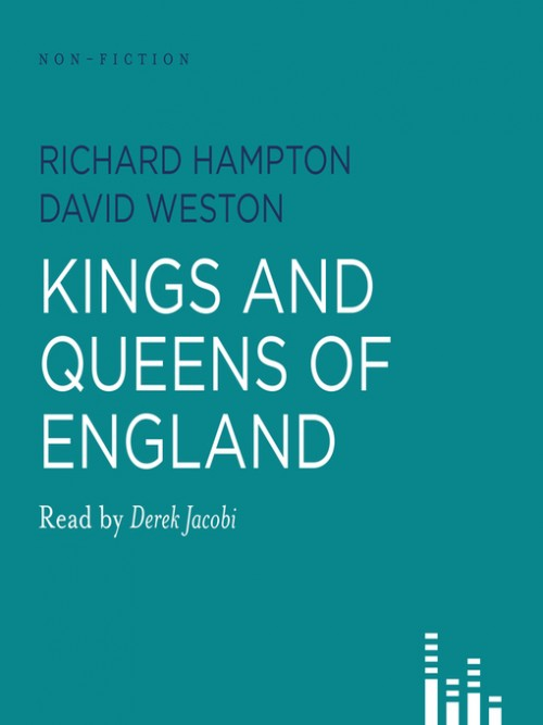 Kings and Queens of England Cover