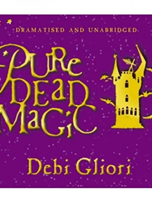 Pure Dead Magic Cover