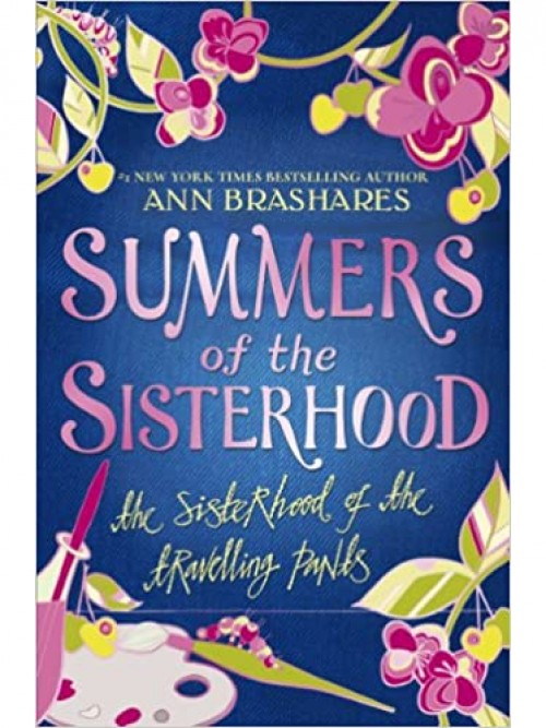 The Sisterhood of the Travelling Pants Cover