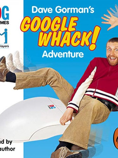 Dave Gorman's Googlewhack! Adventure Cover