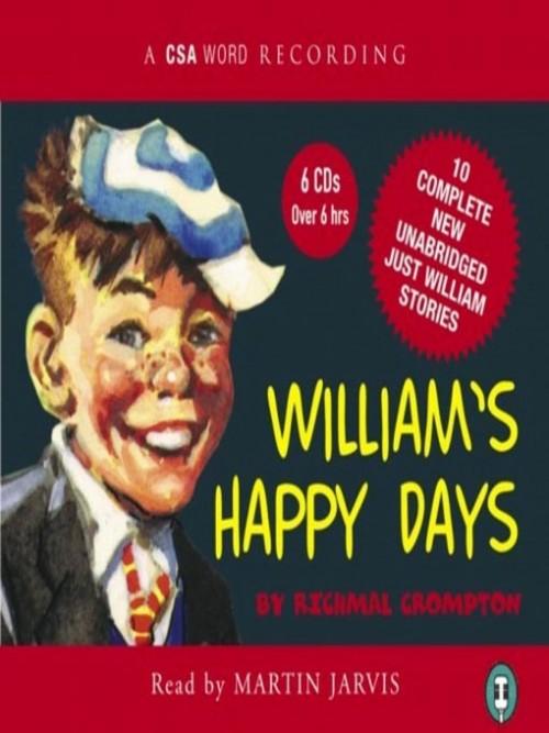 William's Happy Days Cover