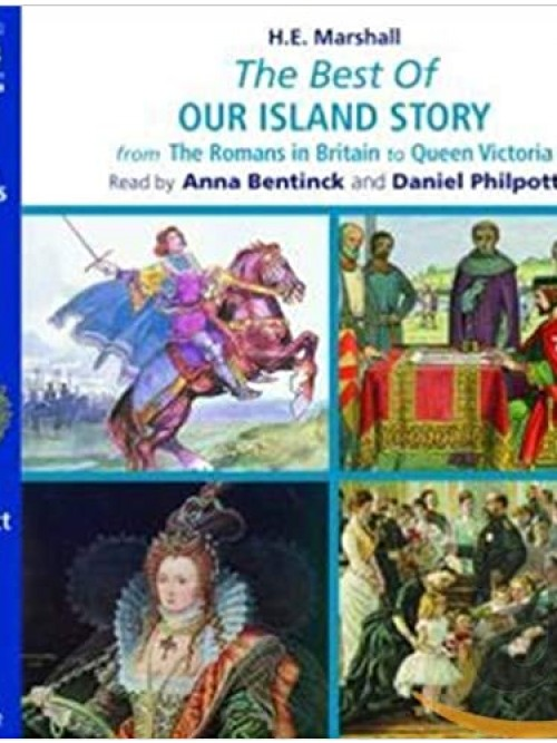 The Best of Our Island Story Cover