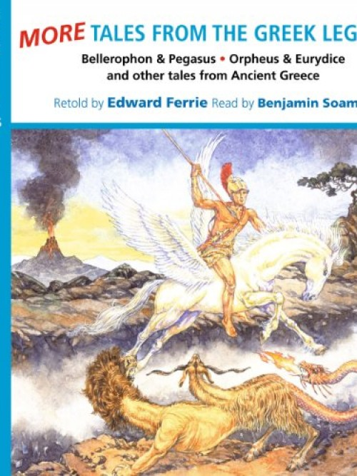 More Tales From the Greek Legends Cover